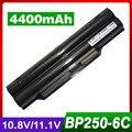 4400 mAh batería del ordenador portátil para FUJITSU FMVNBP189 FMVNBP194 FPCBP250 FPCBP250AP S26391-F495-L100 S26391-F840-L100