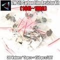 10-1M ohm 2W 5% 30valuesX5pcs=150pcs DIP carbon film resistor,RESISTORS Assorted Kit, Sample bag