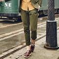NE Brand Men Clothing2016New high quality mens casual suit pants trousers pleated slim pencil pants mens office pants plus szie