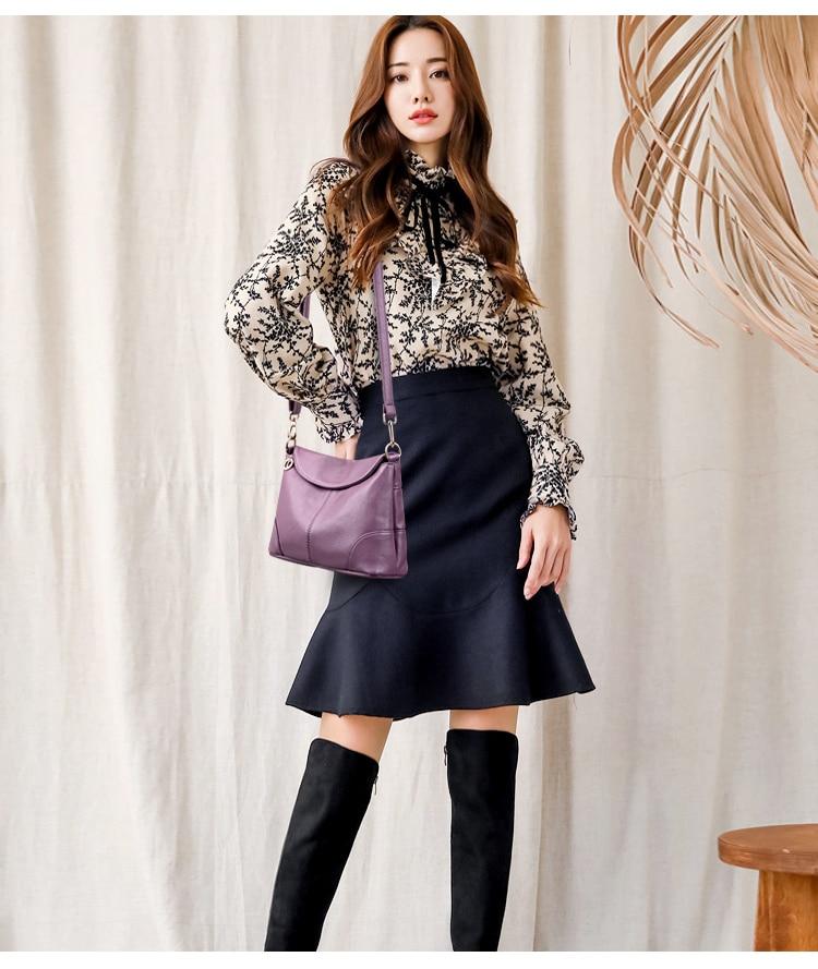 2 Sac à bandoulière mode Elegant pour femmes