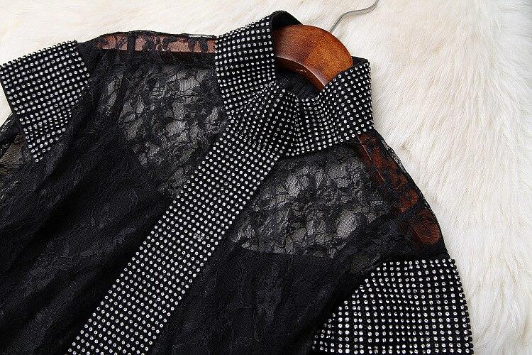 De Célèbre 2019 Style Mode Ensembles Vêtements Luxe Ah03605 Partie Femmes Marque Piste Design Européenne Aw75tnqq0