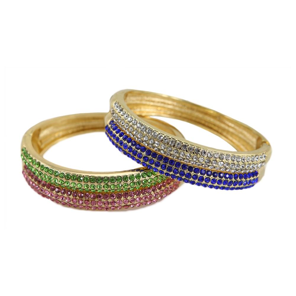 Trinketsea 5 Pcs Wholesale Charm Bracelets Lots Bangles