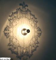 مصابيح الجدار مصباح تصميم الشهيرة البسيط روما الظل نوم دراسة الممر led آخر FG1555