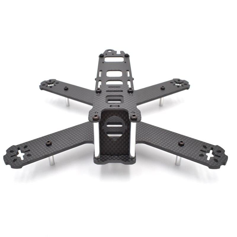 QAV210 QAV180 Integrated Airframe Carbon Fiber Frame Kit UAV for FPV ...