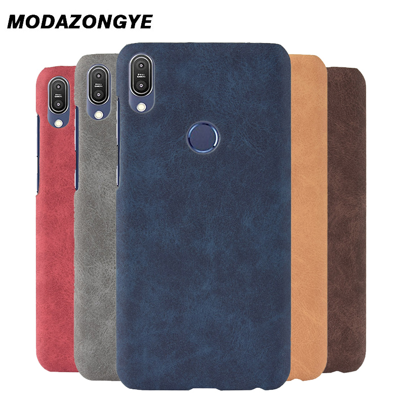 Asus Zenfone Max Pro M1 ZB602KL Case PU Leather Cover Phone Case For Asus Zenfone Max Pro M1 ZB602KL X00TD ZB ZB602 602 602KL KL