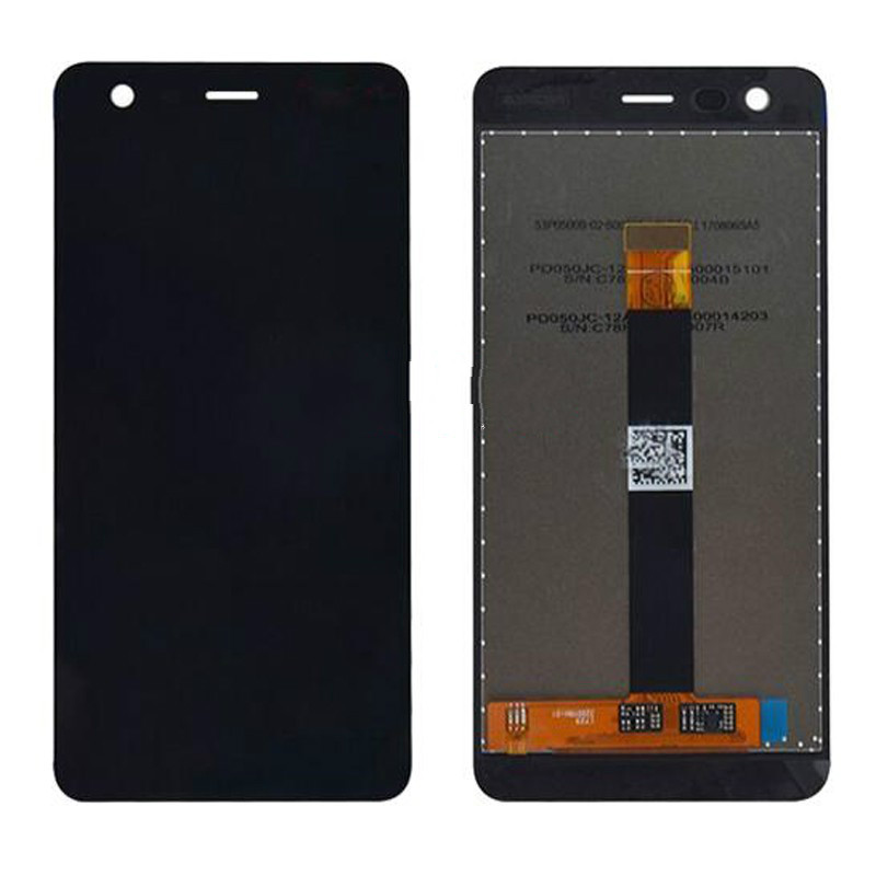 For <font><b>Nokia</b></font> <font><b>2</b></font> TA-<font><b>1029</b></font> DS LCD Display Touch Screen Digitizer Assembly Replacement Parts free shipping image