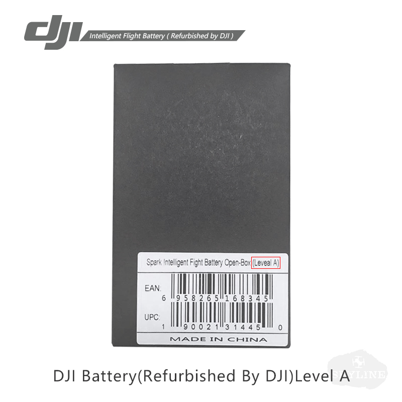 US $32 62 13% OFF|DJI drone Intelligent Flight battery( Refurbished By DJI  Like New),Mavic Pro/Spark/Phantom 4 Series/Phantom3 Series Batteries-in