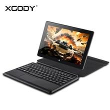 XGODY BT201 10.1 Pulgadas Tablet PC Intel Quad Core de Doble Cámara de HDMI OTG WiFi Windows10