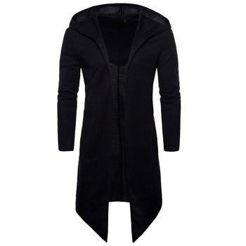 trench coat men long