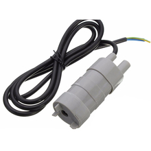 DC 12V Submersible Pump Immersible Under Water Bath 600L/H 5M