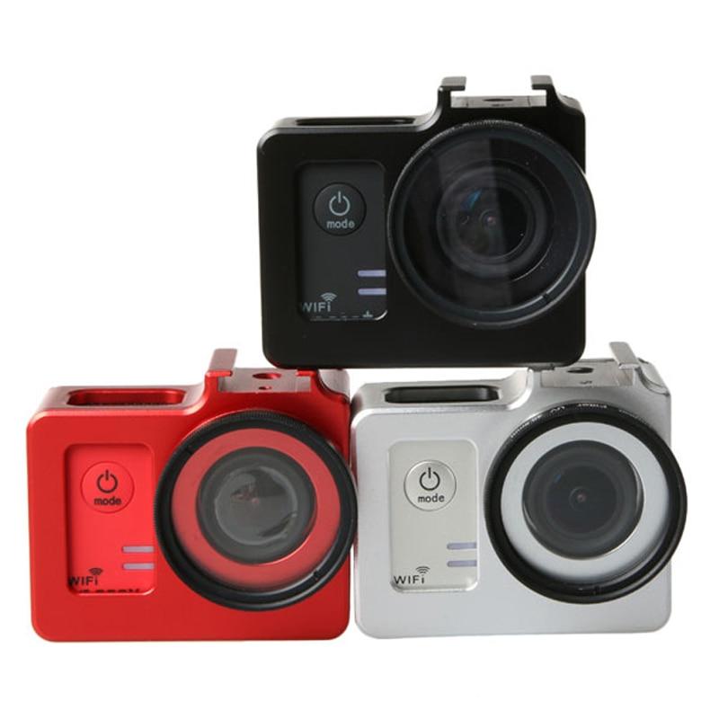 SJCAM SJ5000 WIFI action camera accessories metal housing Aluminum ...