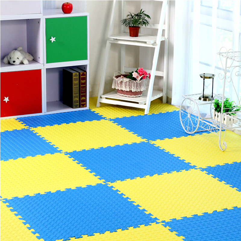 new arrival quality 60 60cm baby eva floor mat children kids play game pad baby crawl puzzle. Black Bedroom Furniture Sets. Home Design Ideas