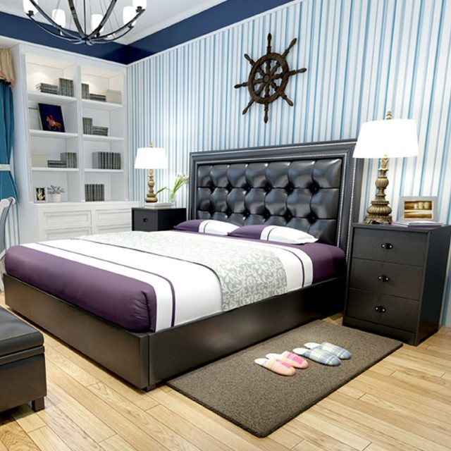 Bed Bedroom Furniture Bedside