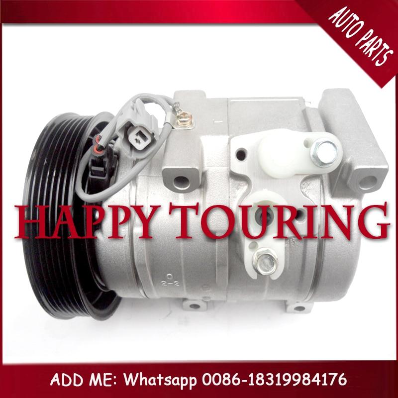 10S17C AC Compressor For Car HONDA ACCORD V6 3.0L For