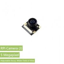 Big sale Raspberry Pi Camera (J)  Fisheye Lens Wider Field of View 5 MP OV5647 Sensor Supports RPi 2 B 3 Model B