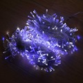 500 Leds Fairy Lights LED Low-voltage Transparent Line Starry Patio String Lights For Outdoor Garden Christmas Party Decoration