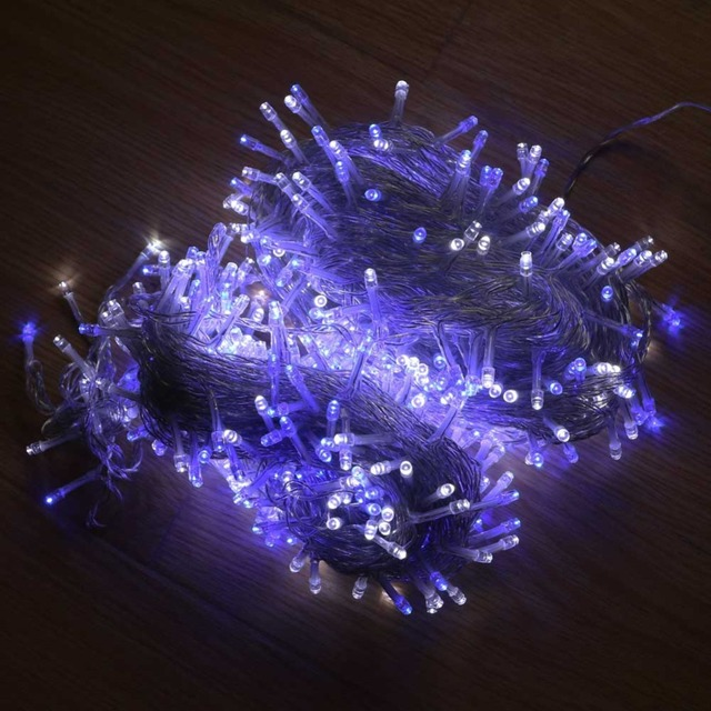 500 Leds Fairy Lights Led Low Voltage Transpa Line Starry Patio String For Outdoor