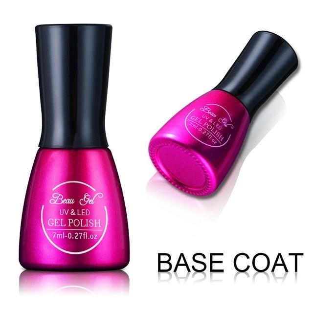 Beau Gel 7ml Gel varnish Nail Gel Polish Chameleon Temperature Color Changing Nail Polish Thermal Color Change UV Gel Lacquer