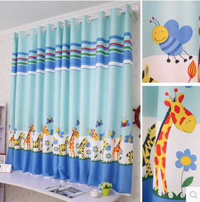 online get cheap kids room curtains