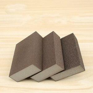 Sponge Sand Block Polishing Wood Furniture Jade Wenwan Metal Derusting Polishing Sandpaper