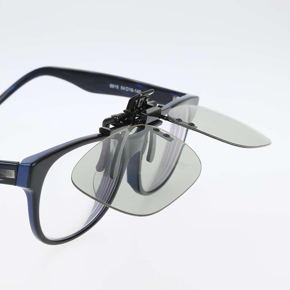 Hohe qualität Myopie Clip 3d brille Machen Augen Sehen 3d effekt ...
