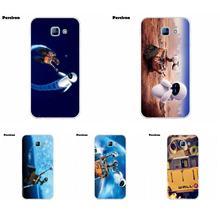 Perciron Wall-e para Samsung Galaxy A3 A5 A7 J1 J2 J3 J5 J7 2015 2016 2017 suave TPU moda celular