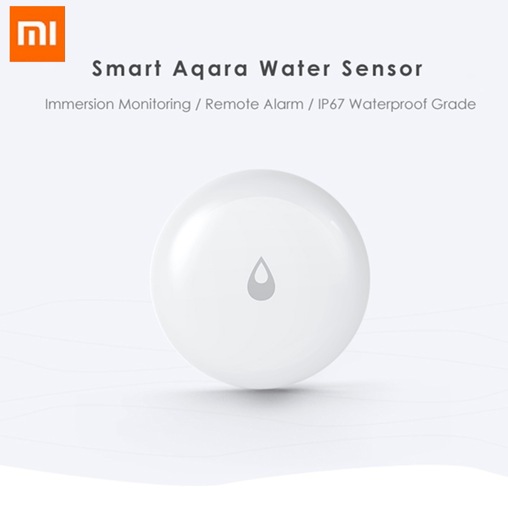 Xiaomi Aqara Zigbee Wireless Water Leak Detection Water