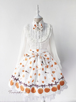 (LLT063) Beautiful Gothic Lolita Sweet Skirt for Women Cosplay Costumes Retro Dresses Customized
