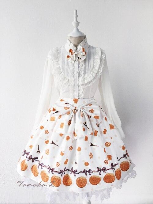 (LLT063) belle gothique Lolita jupe douce pour les femmes Cosplay Costumes rétro robes personnalisées