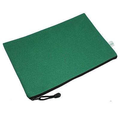 A4 зеленый нейлон ремешок Дизайн Бумага Организатор файлы мешок