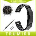 20mm 22mm pulseira de liberação rápida para tag heuer carrera aquaracer ligação cinta banda relógio de pulso de aço inoxidável das mulheres dos homens pulseira
