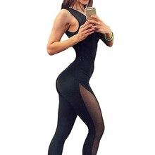 Sexy Sleeveless Jumpsuits