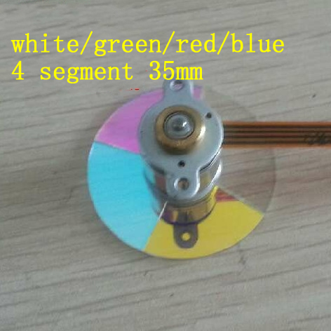 Projector Color Wheel For MD-580X MD-536X MD-530X mp620 mp622 mp625 projector color wheel mp620 mp622 mp625