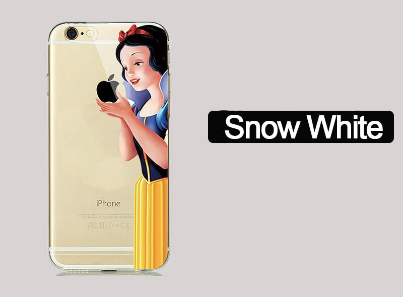 Snow White 3 iphone case
