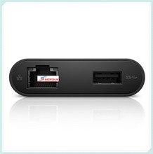 Для Dell USB-C Ethernet USB 3,0 HDMI адаптер DA200 470-ABQN