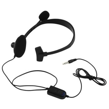 Fashion Over-ear Wired Earphone PC Game Headphone Gaming Headset for Playstation PS4