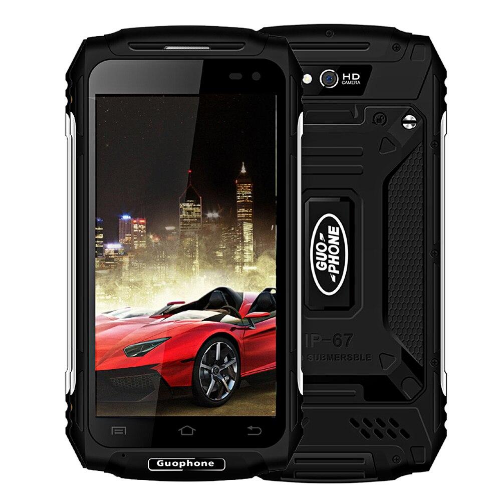Guophone X2 4G Smartphone Original 5 0Inch Android6 0 MTK6737 Quad Core 1 5GHz 2GB RAM
