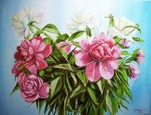 5D Diamond embroidery science  diamond cross stitch round diamond painting diy diamond painting flower