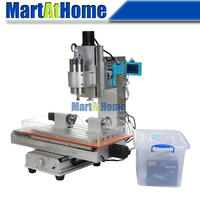 High Precision 1 5KW 4 Axis 3040 CNC Engraving Router Machine Table 110V 220V AC With