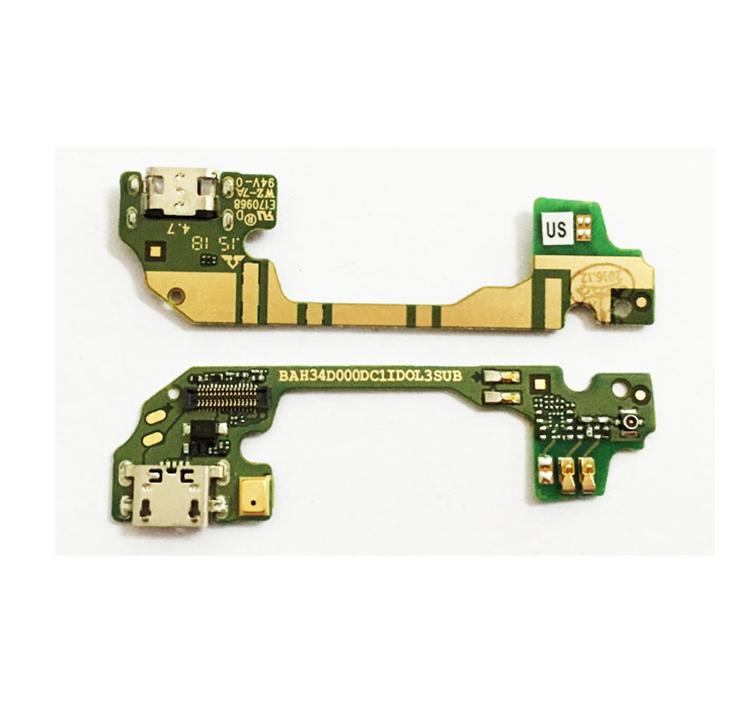 New625 USB Flex Cable For Alcatel One Touch Idol 3 6039 6039K 6039Y OT6039 6039A Micro Dock Charger Charging Port Flex Cable