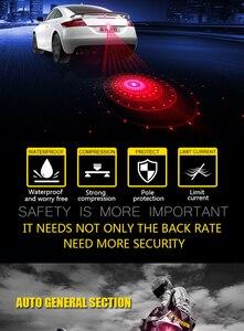 Image 5 - Motorfiets Lamp Auto Laser Light Fog Lamp Fiets Fog Waarschuwing Voorkomen Achter End Veilig Laser Lamp Voor Yamaha Bmw Honda ktm
