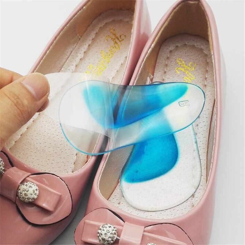 1 çift Profesyonel Ortez ayakkabı tabanlığı kaplaması Düz Ayak Düztabanlık Düzeltici Ayakkabı Yastık Takın ortopedik tabanlık