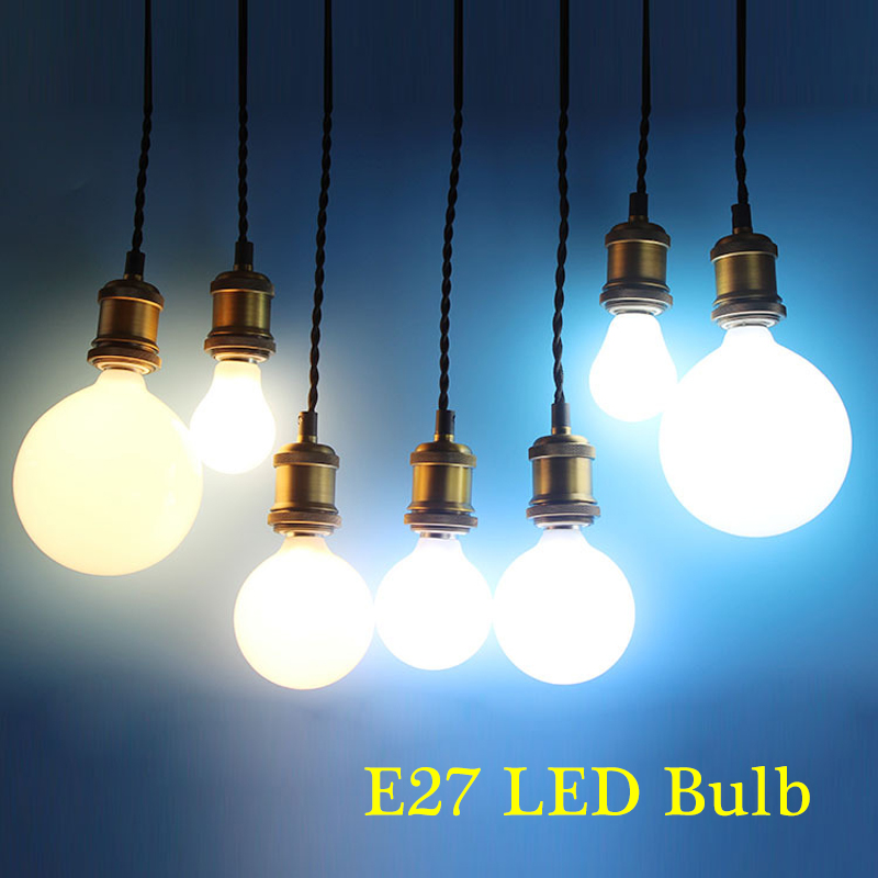 Led Bulb Lamp AC85-265V lampada led light E27 7W 9W 12W 15W 360 degree Lighting SMD 5730 LED Lights Energy Saving Lamps