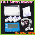 1pcs  3 in 1 Battery Balancer LCD, Voltage Indicator, Battery Discharger 5W 50W 150W for choose AOK +free shipping