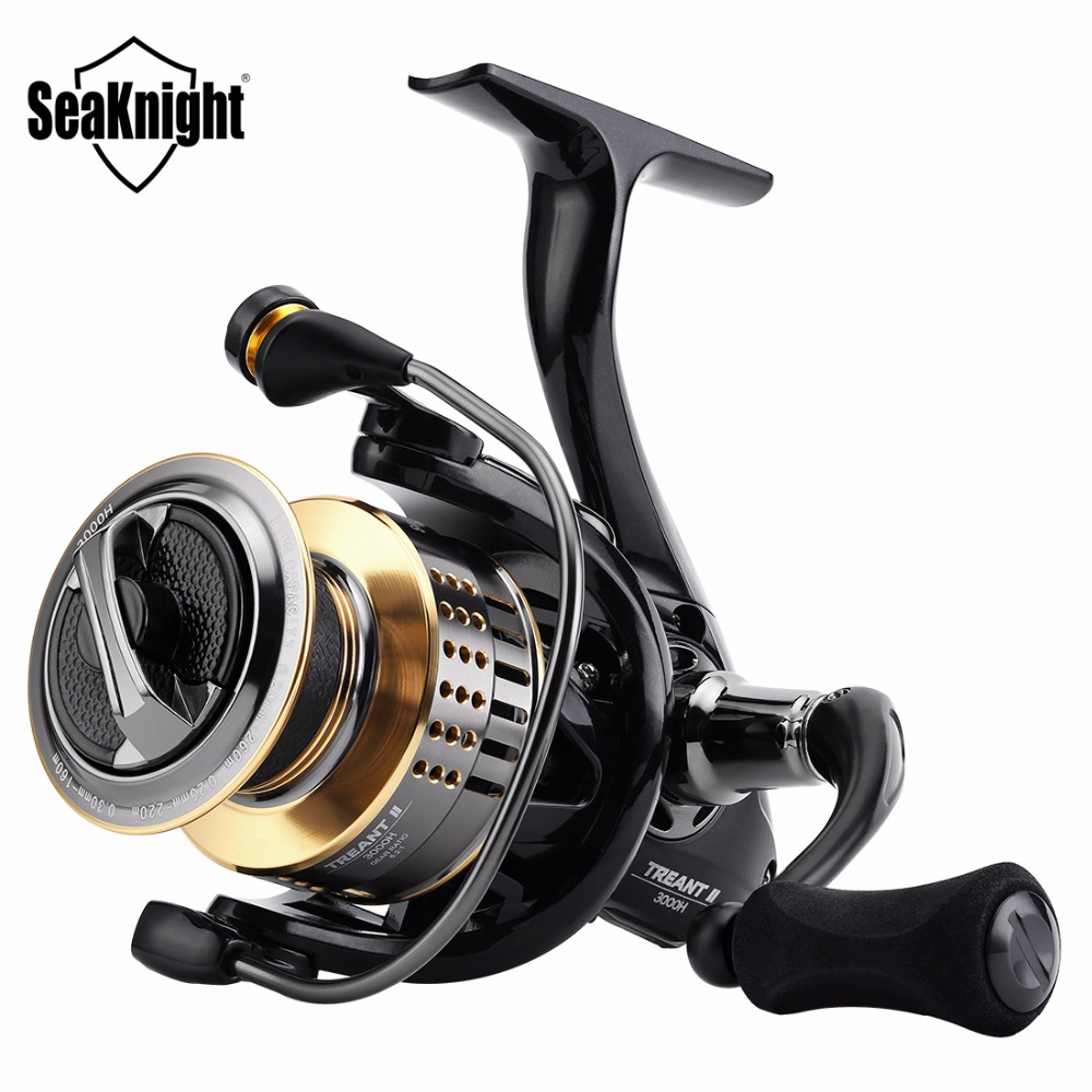 SeaKnight TREANT II 5.0:1 6.2:1 Fishing Reel Spinning Reel Fishing Tackles