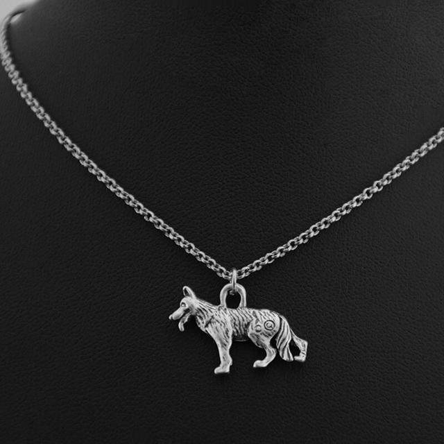 Dog Love Necklace 3