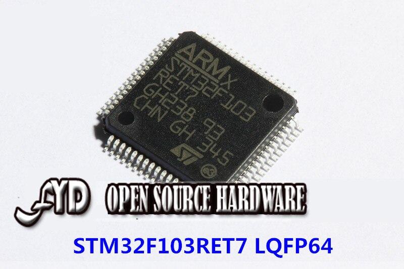 Цена STM32F103RET7