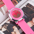 2017 New Fashion Women Girl watch Silicone Band Digital LED Wrist Watches Sport Watch Casual relogio feminino
