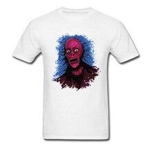 4214f528e5b Weird Zombie Abstract T Shirt Men Clothes 2018 Hip Hop Streetwear New T- Shirt Creature