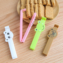 4Pc Lot Household Food Snack Storage Seal Sealing Bag Clips Sealer Clamp Food Bag Clips Kitchen Tool Home Food Close Clip Seal cheap Eco-Friendly Folding Stocked Storage Food Bag Clips Plastic Quality Plastics 11*1 5*1 2CM Will send randomly